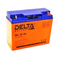 Delta 20 А/ч GEL 12-20