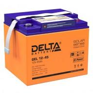Delta GEL 12-45 (12V / 45 Ач)