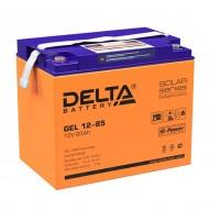 Delta GEL 12-85 (12V / 85 Ач)