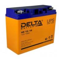 Delta 18 А/ч HR 1218