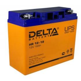 Аккумулятор Delta HR 1218