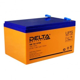 Аккумулятор Delta HR 12-51W