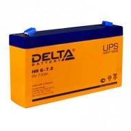Delta 7,2 А/ч HR 6-7,2