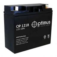 Optimus 18 А/ч OP 1218