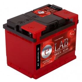 Аккумулятор E-LAB 62 А/ч
