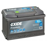 EXIDE 72 А/ч EA722