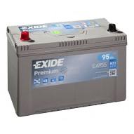 EXIDE 95 А/ч Asia EA954 (о.п)