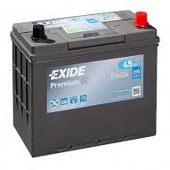 EXIDE 45 А/ч Asia EA456 (о.п)