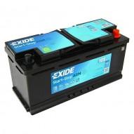 EXIDE 105 А/ч Start-Stop AGM EK1050