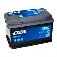 EXIDE 71 А/ч EB712