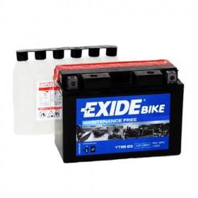 EXIDE YT9B-BS 8 Ач