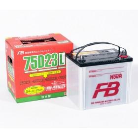 Аккумулятор FB SUPER NOVA 75D23L 65 А/ч