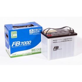 Аккумулятор FB 7000  90D26R 73 А/ч