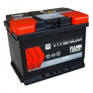FIAMM Titanium Black 60 А/ч L260