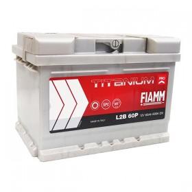 Аккумулятор FIAMM Titanium Pro 60 А/ч L262P