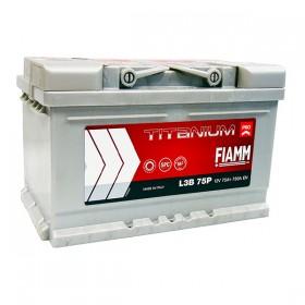 Аккумулятор FIAMM Titanium Pro 75 А/ч L3B75P
