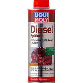 LIQUI MOLY Промывка дизельных систем Diesel Spulung 500 мл.