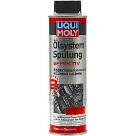 LIQUI MOLY Эффективный очиститель масляной системы Oilsystem Spulung Effektiv 300 мл.