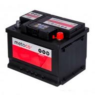 Metaco 60 А/ч низкий (о.п)