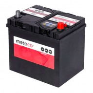 Metaco 60 А/ч Asia (о.п)