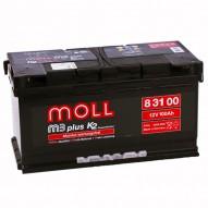 MOLL M3plus 100 А/ч