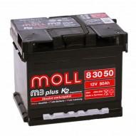 MOLL M3plus 50 А/ч