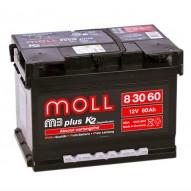 MOLL M3plus 60 А/ч