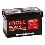 MOLL M3plus 71 А/ч