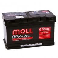 MOLL M3plus 85 А/ч