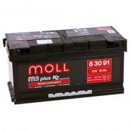 MOLL M3plus 91 А/ч