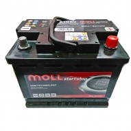MOLL Start-Stop AGM 60 А/ч
