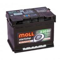 MOLL Start-Stop EFB 60 А/ч