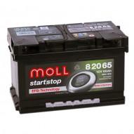 MOLL Start-Stop EFB 65 А/ч