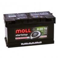 MOLL Start-Stop EFB 75 А/ч