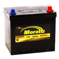 Moratti Asia 65 Ач (обратная)
