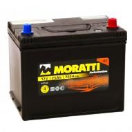 Moratti Asia 75 Ач (обратная)
