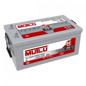 Аккумулятор MUTLU 225 А/ч SFB 1D6.225.140.B
