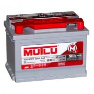 MUTLU 60 А/ч SFB SERIES 3 L2.60.054.A