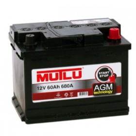 Аккумулятор MUTLU 60 А/ч AGM / L2.60.068.A