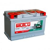 MUTLU AGM 80 А/ч AGM / L4.80.080.A