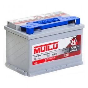 Аккумулятор MUTLU 72 А/ч SFB SERIES 2