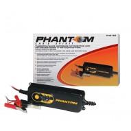 Универсальное интеллектуальное зарядное устройство Phantom PH2182 для авто и мото аккумуляторов