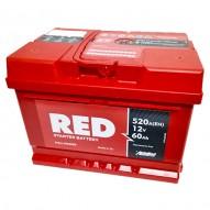RED 60 А/ч (обратная)