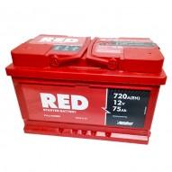 RED 75 А/ч (обратная)