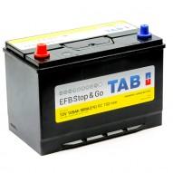 TAB EFB Stop&Go 105 А/ч (60519) (прямая)