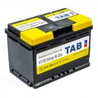 TAB EFB Stop & Go 70 А/ч