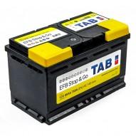 TAB EFB Stop & Go 80 А/ч