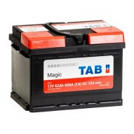 TAB MAGIC 62 Ач (56249 SMF)
