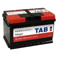 TAB MAGIC 75 Ач (57510 SMF)