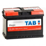 TAB MAGIC 78 Ач (57549 SMF)
